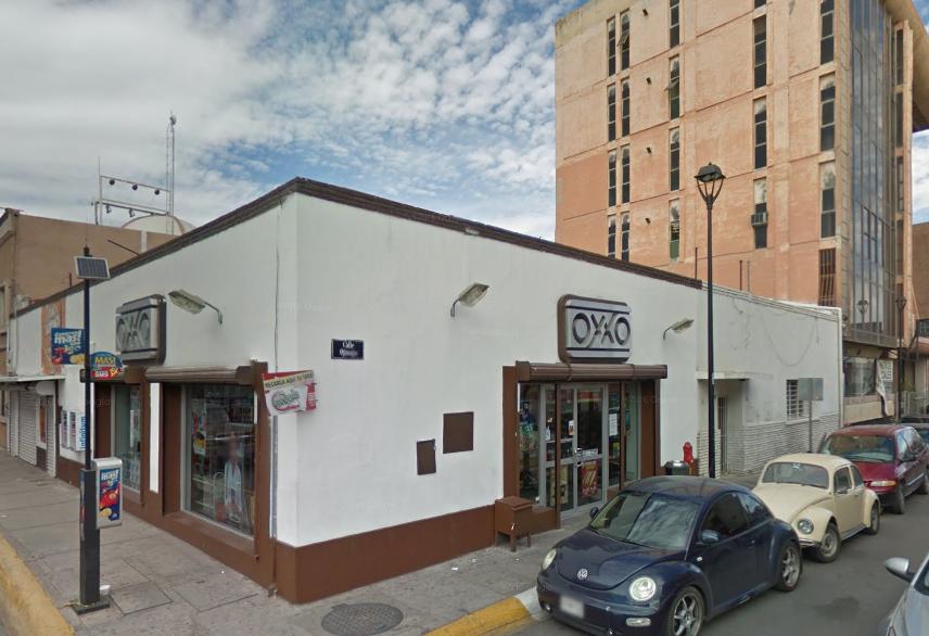 Local donde hace mucho estaba Melómano (imagen de Google Maps)